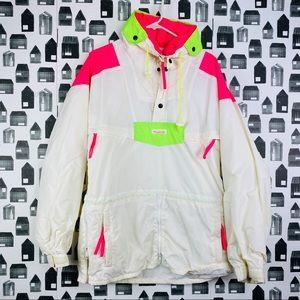 Columbia | Men's Vintage Neon Ski Pullover Coat